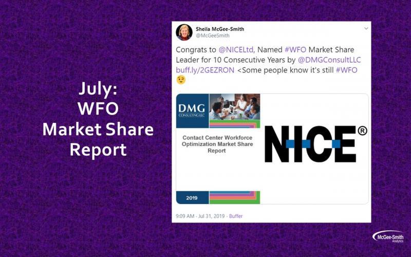 WFO Market Share