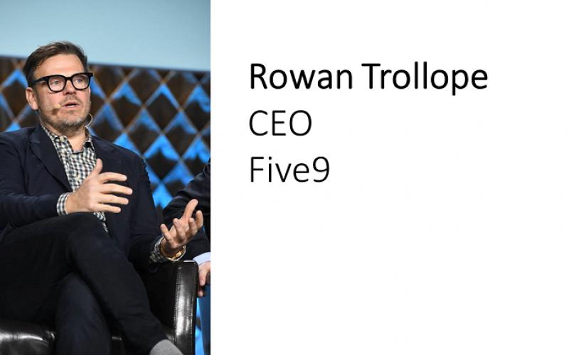 Rowan Trollope, Five9