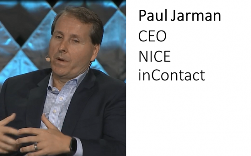 Paul Jarman, NICE inContact