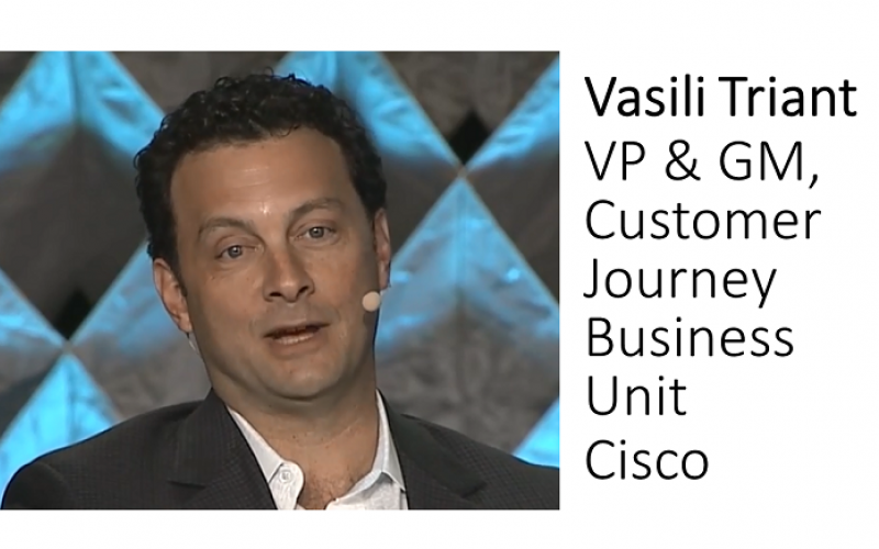 Vasili Triant, Cisco