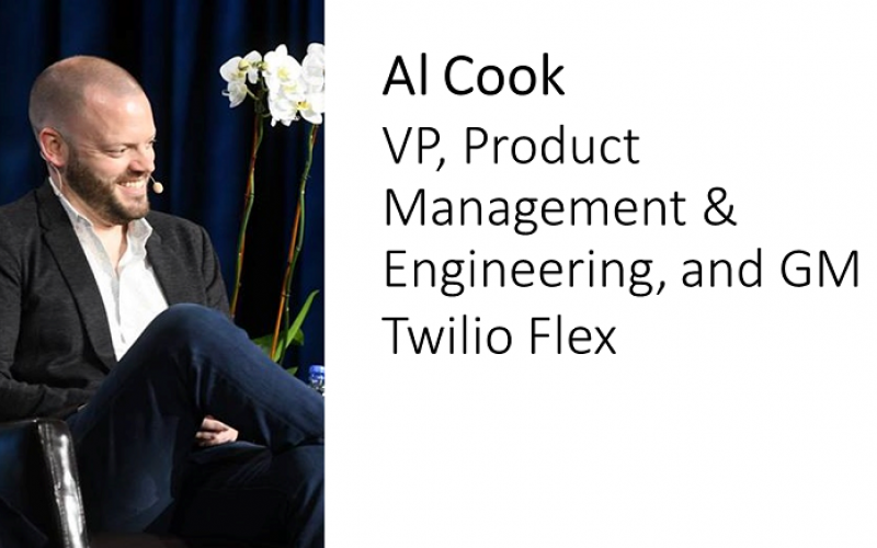 Al Cook, Twilio Flex
