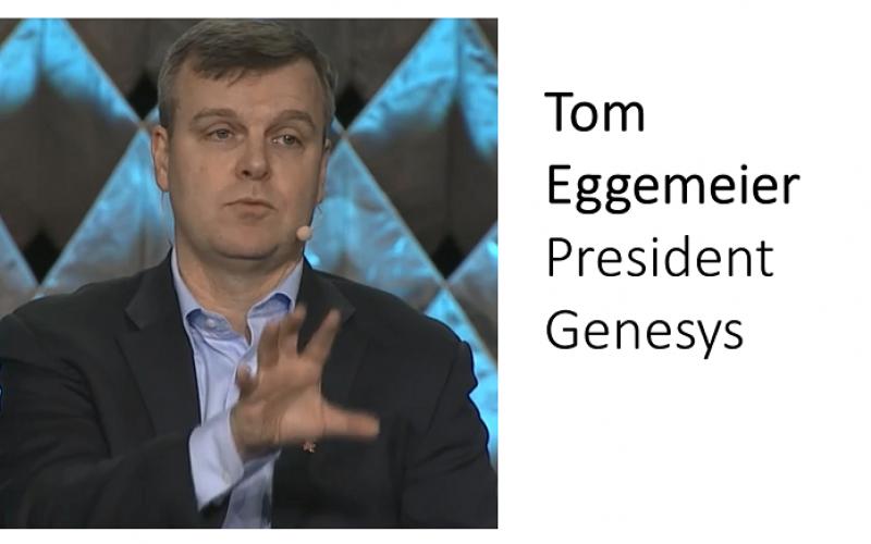 Tom Eggemeier, Genesys