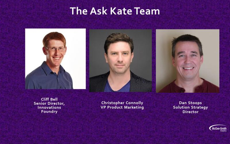 The  Ask Kate Team
