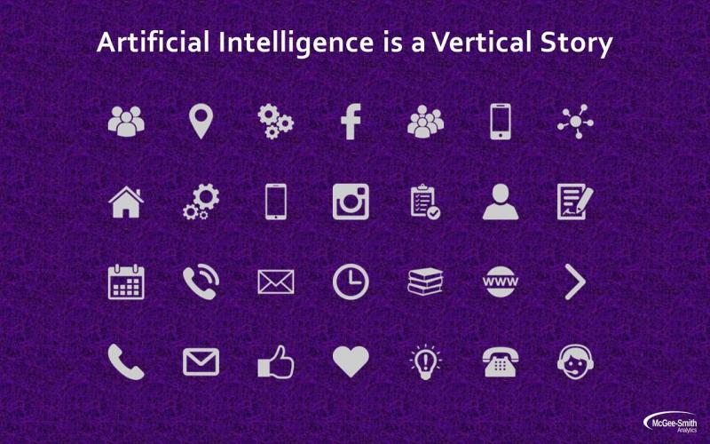 AI is vertical story