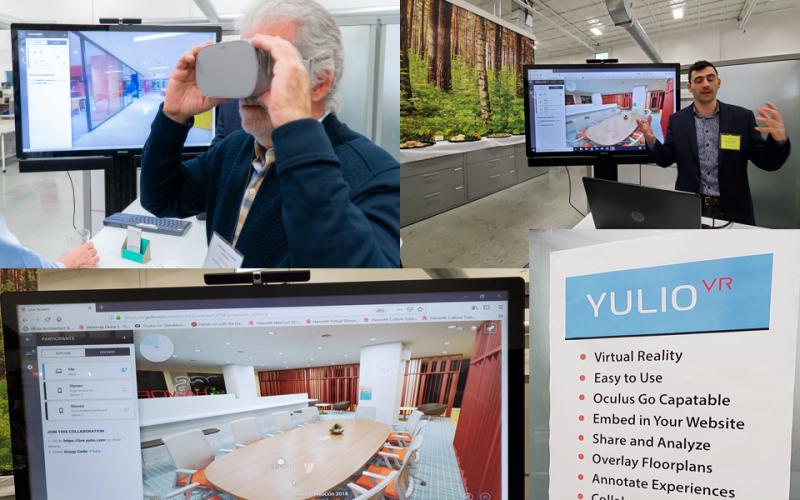 Yulio VR demo