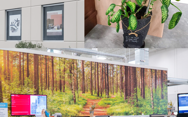 Office environmentals