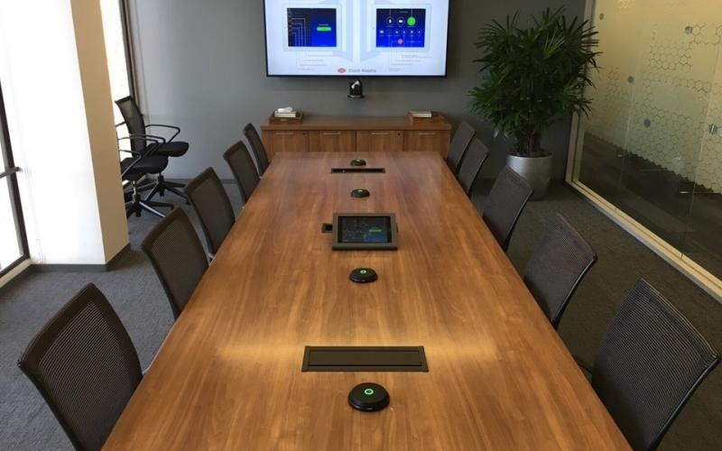Meeting with Zoom Rooms