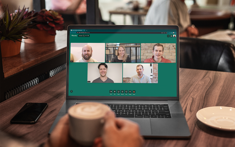 Whereby's video conferencing solution