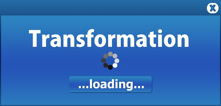 Digital transformation in progress